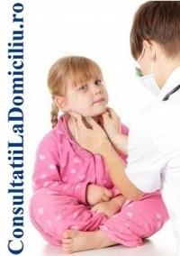 Consultatii medicale la domiciliu Bucuresti Sector si Ilfov